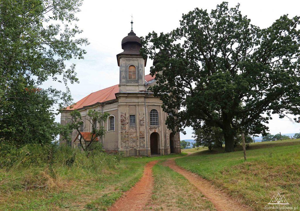 Kościół św. Małgorzaty w miejscowości Šonov